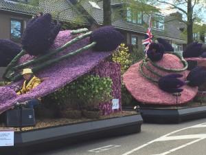 Flower festival at Sassenheim